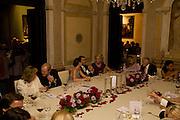 Christie's Gala. Casa Austria.  Amadeus Weekend. Salzburg. 22 August 2008.  *** Local Caption *** -DO NOT ARCHIVE-© Copyright Photograph by Dafydd Jones. 248 Clapham Rd. London SW9 0PZ. Tel 0207 820 0771. www.dafjones.com.