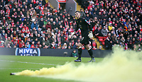 Football - 2016 / 2017 FA Cup - Fourth Round: Liverpool vs. Wolverhampton Wanderers<br /> <br /> Harry Burgoyne of Wolverhampton Wanderers during the match at Anfield.<br /> <br /> COLORSPORT/LYNNE CAMERON