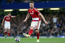 8 May 2017 - Premier League Football - Chelsea v Middlesbrough<br /> Calum Chambers of Boro<br /> Photo: Charlotte Wilson