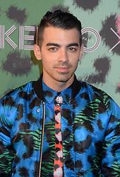 Joe Jonas at KENZO x H&M.<br /> (NYC)