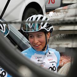 08-05-2021: Wielrennen: GP Eco Struct: Belgie: Emma Boogaard