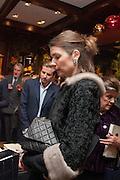 LADY SOPHIA HAMILTON, Book launch for ' Daughter of Empire - Life as a Mountbatten' by Lady Pamela Hicks. Ralph Lauren, 1 New Bond St. London. 12 November 2012.