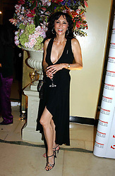 """MARIE HELVIN at a party to celebrate the publication of Bruce Oldfield's autobiography """"Rootless"""" held in aid of Crimestoppers at Claridge's, Brook Street, London W1 on 22nd September 2004.<br /><br />NON EXCLUSIVE - WORLD RIGHTS"""