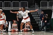 2017 Miami Hurricanes Women's Basketball vs Notre Dame