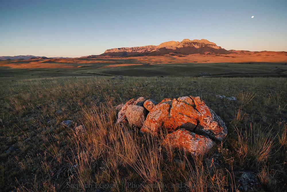 Castle Reef, Sun River Wildlife Management Area, Montana