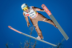 Stefan Hula of Poland during the Ski Flying Hill Individual Qualification at Day 1 of FIS Ski Jumping World Cup Final 2018, on March 22, 2018 in Planica, Ratece, Slovenia. Photo by Ziga Zupan / Sportida