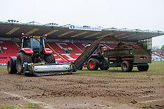 160519 - Lincoln City pitch renovations