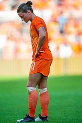 01-06-2019 NED: Netherlands - Australia, Eindhoven<br /> <br /> Friendly match in Philips stadion Eindhoven. Netherlands win 3-0 / Sherida Spitse #16 of The Netherlands