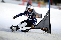 10-10-2010 SNOWBOARDEN: LG FIS WORLDCUP: LANDGRAAF<br /> First World Cup parallel slalom of the season / KOEPF Maximilian GER<br /> ©2010-WWW.FOTOHOOGENDOORN.NL