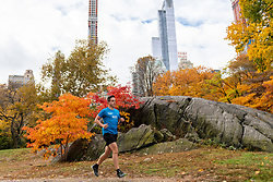03-11-2018 USA: NYC Marathon We Run 2 Change Diabetes day 2, New York<br /> day before the marathon the usual photo shoot in Central Park / Nigel