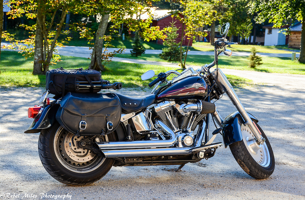 2007 Harley Davidson Fat Boy In Paradise Michigan