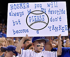 Detroit Tigers v Kansas City Royals - 28 Sept 2017
