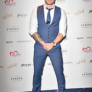 Duncan James attends gala dinner and concert to raise money and awareness for the Melissa Bell Foundation and Style For Stroke Foundation. 14 October 2018.