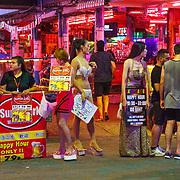 NLD/Pattaya/20180713 - Vakantie Thailand 2018, Walking Street
