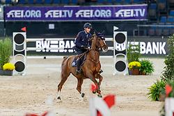 De Luca Lorenzo, ITA, Amarit d'Amour<br /> Stuttgart - German Masters 2019<br /> © Hippo Foto - Stefan Lafrentz<br /> 14/11/2019