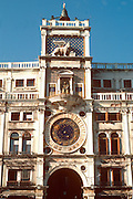ITALY, VENICE, LANDMARKS Piazza San Marco, Law Court Tower