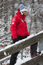06.01.2012, Paul Ausserleitner Schanze, Bischofshofen, AUT, 60. Vierschanzentournee, FIS Ski Sprung Weltcup, Qualifikation, im Bild Andreas Kofler (AUT) // Andreas Kofler of Austria before qualification of 60th Four-Hills-Tournament FIS World Cup Ski Jumping at Paul Ausserleitner Schanze, Bischofshofen, Austria on 2012/01/06. EXPA Pictures © 2012, PhotoCredit: EXPA/ Johann Groder