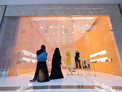 Stella McCartney fashion boutique in The Dubai Mall in Dubai United Arab Emirates