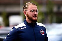 Jordan Nicholls of Bristol Flyers - Mandatory by-line: Robbie Stephenson/JMP - 16/09/2019 - BASKETBALL - University of Worcester Arena - Worcester, England - Worcester Wolves v Bristol Flyers - Preseason Friendly