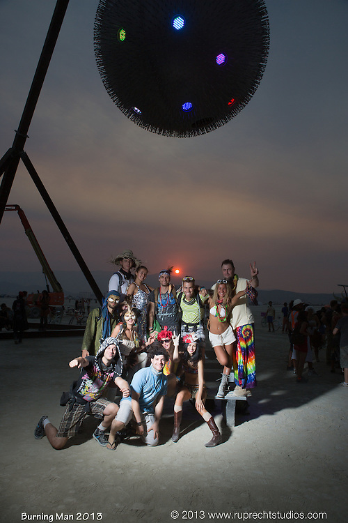 Burning Man 2013 Cargo Cult Photos by Peter Ruprecht for the Revitalize Project