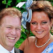 NLD/Ermelo/20070709 - Huwelijk Winston Gerstanowitz en Renate Verbaan, Marcel Boekhoorn en partner