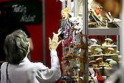 Belo Horizonte_MG, Brasil...XVIII Feira Nacional de Artesanato, realizada na Expominas em Belo Horizonte, Minas Gerais...18th National Craft trade fair in Expominas, Belo Horizonte, Minas Gerais....Foto: VICTOR SCHWANER / NITRO.