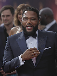 September 14, 2019, Los Angeles, California, United States of America: Anthony Anderson at the red carpet of the 2019 Creative Arts Emmy Awards on Saturday September 14, 2019 at the Microsoft Theater in Los Angeles, California. JAVIER ROJAS/PI (Credit Image: © Prensa Internacional via ZUMA Wire)