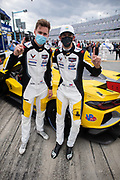 January 30-31, 2021. IMSA Weathertech Series. Rolex Daytona 24h:  #3 Corvette Racing Corvette C8.R, GTLM:  Jordan Taylor, Nicky Catsburg