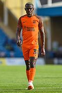 Southend United forward Theo Robinson (31) during the EFL Sky Bet League 1 match between Gillingham and Southend United at the MEMS Priestfield Stadium, Gillingham, England on 13 October 2018.