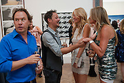 JOHN HITCHCOX; JONATHAN YEO; MELISSA ODABASH; LAURA COMFORT, Royal Academy of Arts Summer Exhibition Preview Party 2011. Royal Academy. Piccadilly. London. 2 June <br /> <br />  , -DO NOT ARCHIVE-© Copyright Photograph by Dafydd Jones. 248 Clapham Rd. London SW9 0PZ. Tel 0207 820 0771. www.dafjones.com.