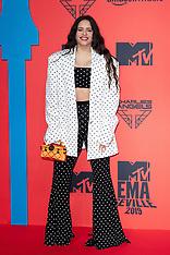 MTV EMAs 2019 - Arrivals 3 Nov 2019