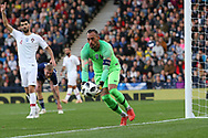 Portugal goalkeeper Beto (22) (Goztepe)  during the Friendly international match between Scotland and Portugal at Hampden Park, Glasgow, United Kingdom on 14 October 2018.