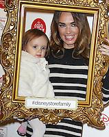 Tamara Ecclestone, Disney Store VIP Christmas Party, The Disney Store Oxford Street, London UK, 03 November 2015, Photo by Brett D. Cove