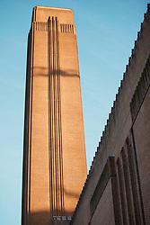 The Chimney of Tate Modern, London, England