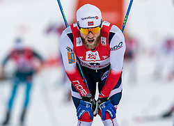 28.01.2018, Seefeld, AUT, FIS Weltcup Langlauf, Seefeld, FIS Weltcup Langlauf, 15 km Sprint, Herren, im Bild Martin Johnsrud Sundby (NOR) // Martin Johnsrud Sundby of Norway during men's 15 km sprint of the FIS cross country world cup in Seefeld, Austria on 2018/01/28. EXPA Pictures © 2018, PhotoCredit: EXPA/ Stefan Adelsberger