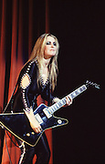 Lita Ford and The Runaways live in London 1980