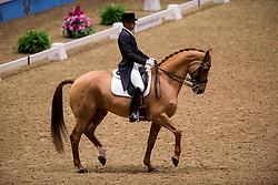 Principe Luis (POR) - World Perfomance<br /> Grand Prix - Reem Acra FEI World Cup Dressage Qualifier - The London International Horse Show Olympia - London 2012<br /> © Hippo Foto - Jon Stroud