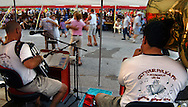 Polka music filled the air in South Omaha at the annual Sts. Peter and Paul festival..(photo by chris machian)