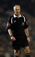 Photo: Glyn Thomas.<br />Birmingham City v Wigan Athletic. The Barclays Premiership. 02/01/2006.<br />Referee P Walton.