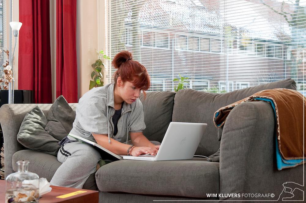 Hilversum 20100212.laptop