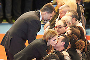 111014 Spanish Royals attend the Funeral for the 14 Dead In Bus Accident In Murcia Region