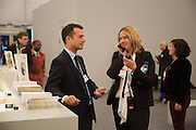 MATHEW SLOTOVER, VIP Opening of Frieze Masters. Regents Park, London. 9 October 2012
