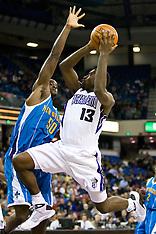 20091129 - New Orleans Hornets at Sacramento Kings (NBA Basketball)