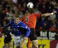 Dundee United v Rangers, Scottish Cup Quarter finals.<br />