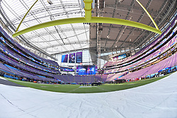 Scenes from US Bank Stadium, NFL LIVE and Super Bowl Experience at  on February 1, 2018 in Bloomington, Minnesota. (Photo by Drew Hallowell/Philadelphia Eagles)