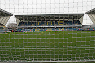 Millwall FC Cold Blow Lane stand prior to Shrewsbury Town during the Sky Bet League 1 match at The Den, London<br /> Picture by Richard Brooks/Focus Images Ltd 07947656233<br /> 10/12/2016