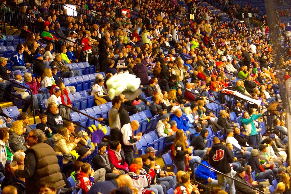 Santander Arena, Reading Royal ice hockey, Reading, Berks County, Pennsylvania