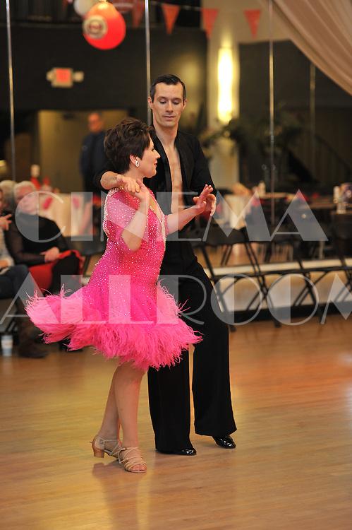 Dustin Donelan, Kathy Combs