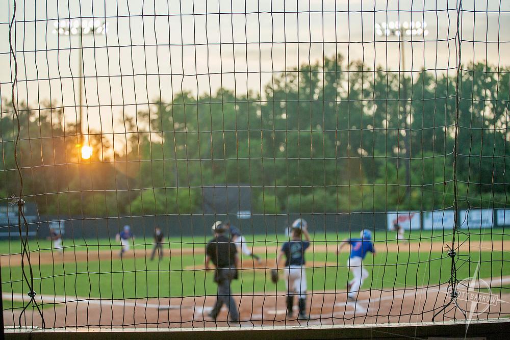 Wahconah Park Baseball Field, Pittsfield, MA.