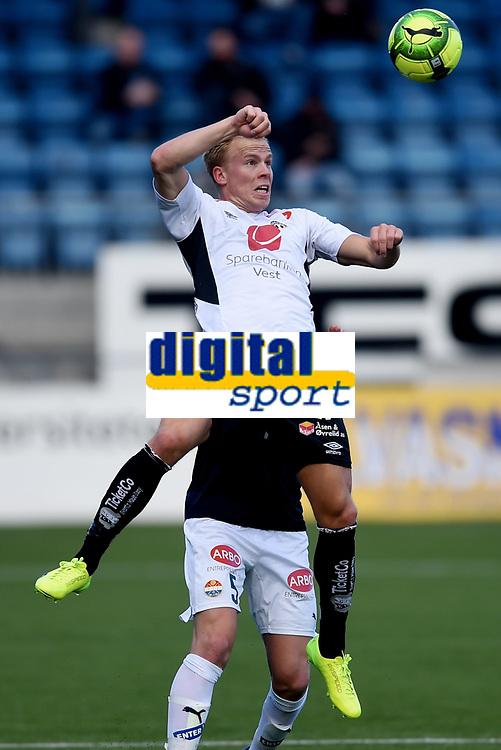 Fotball , 18. mars 2017 ,  Privatkamp , Strømsgodset - Sogndal 5-0<br /> <br /> Martin Ramsland , Sogndal